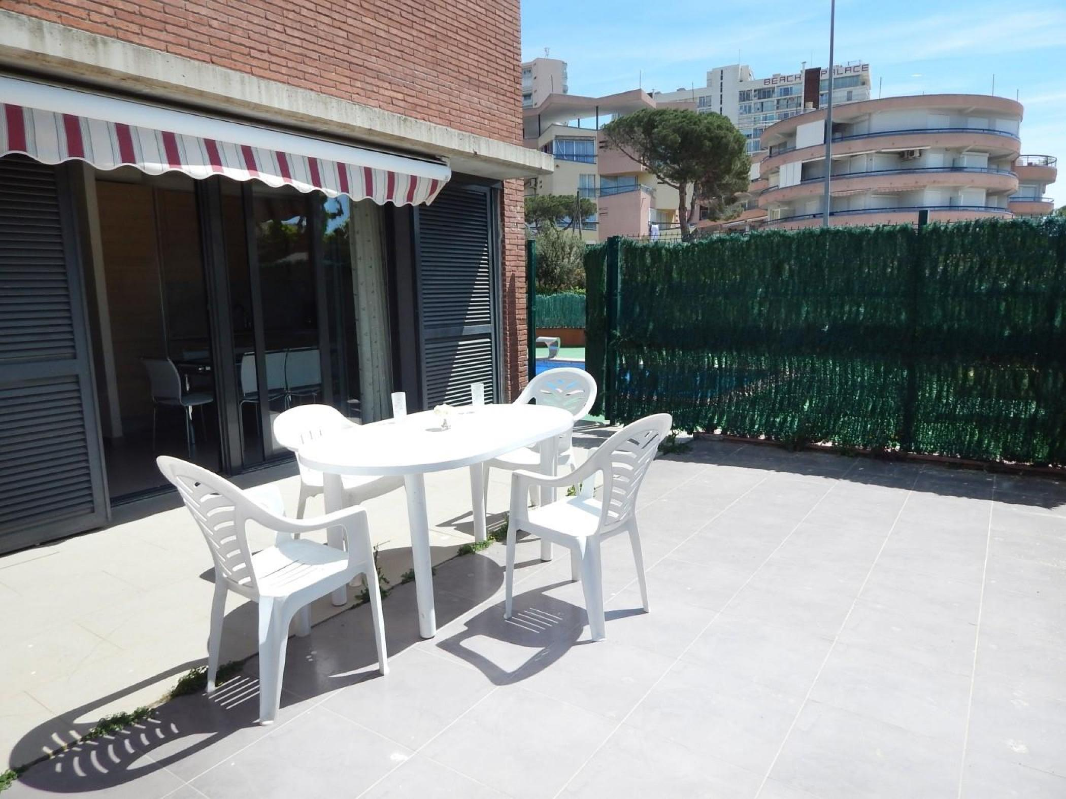 аренда квартира с басcейн для Platja d'Aro - Ground floor in front of the sea Ridaura BX4 - 17