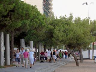 аренда квартира с басcейн для Platja d'Aro - Ground floor in front of the sea Ridaura BX4 - 28