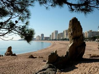 аренда квартира с басcейн для Platja d'Aro - Ground floor in front of the sea Ridaura BX4 - 31