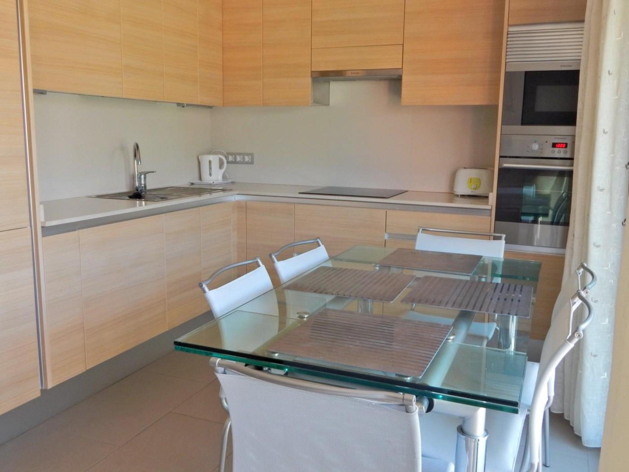 Rent Apartment in Platja d'Aro - Ground floor in front of the sea Ridaura BX4 - 16
