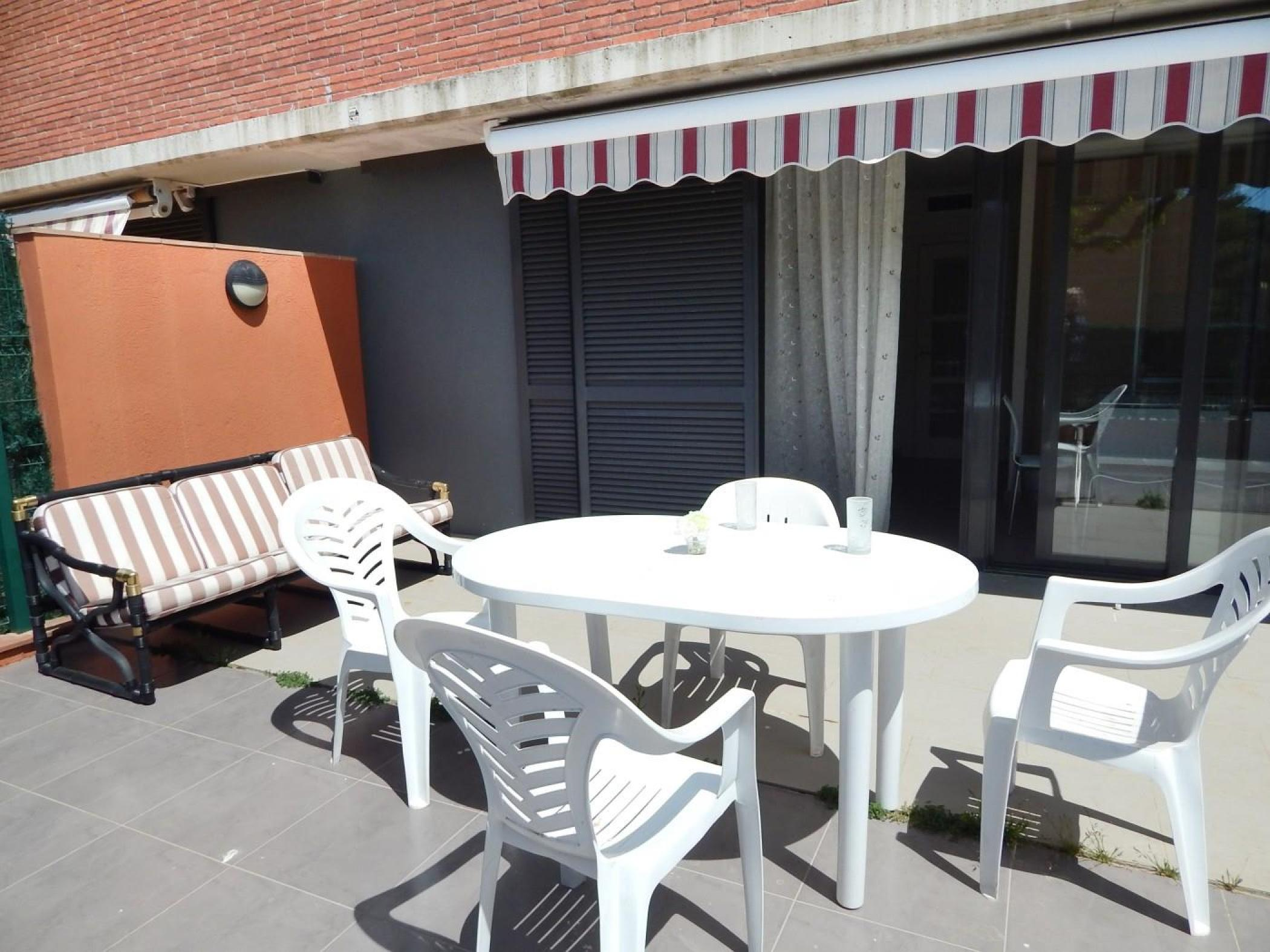 Rent Apartment in Platja d'Aro - Ground floor in front of the sea Ridaura BX4 - 18