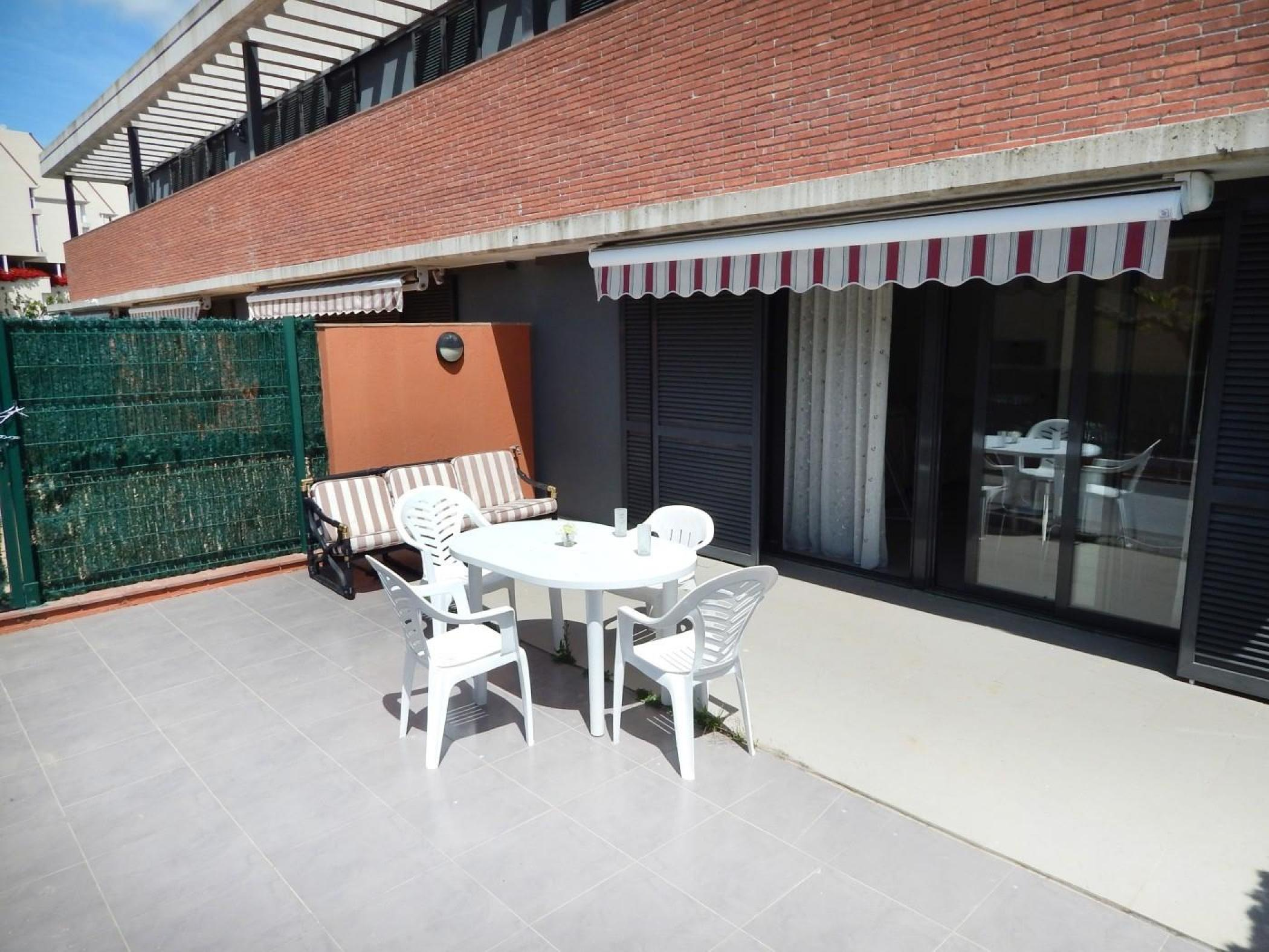 Rent Apartment in Platja d'Aro - Ground floor in front of the sea Ridaura BX4 - 2