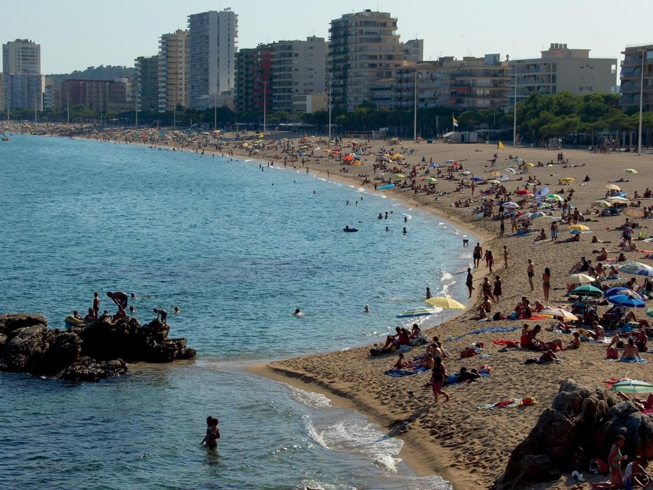 Rent Apartment in Platja d'Aro - Ground floor in front of the sea Ridaura BX4 - 30