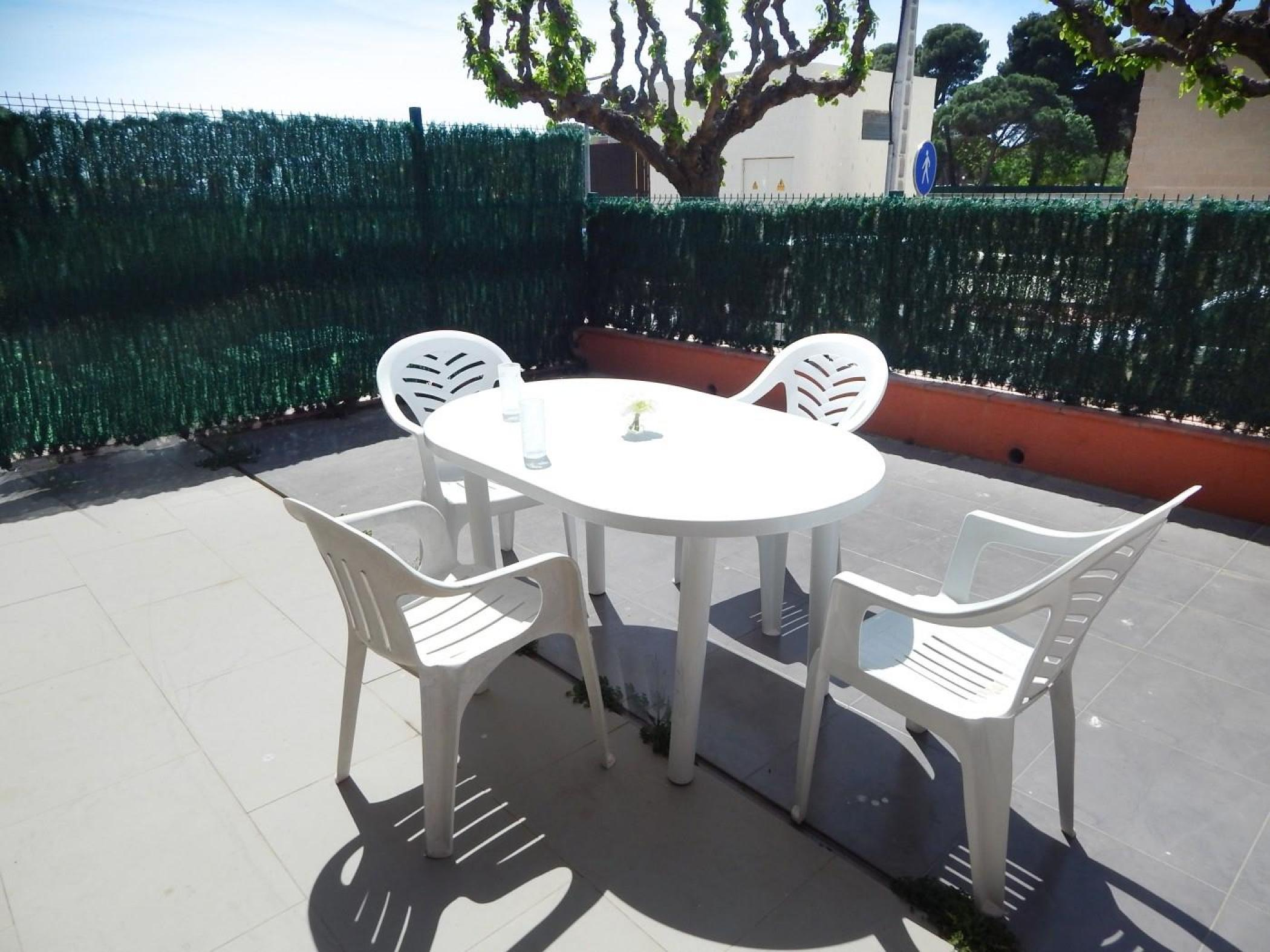 Rent Apartment in Platja d'Aro - Ground floor in front of the sea Ridaura BX4 - 5