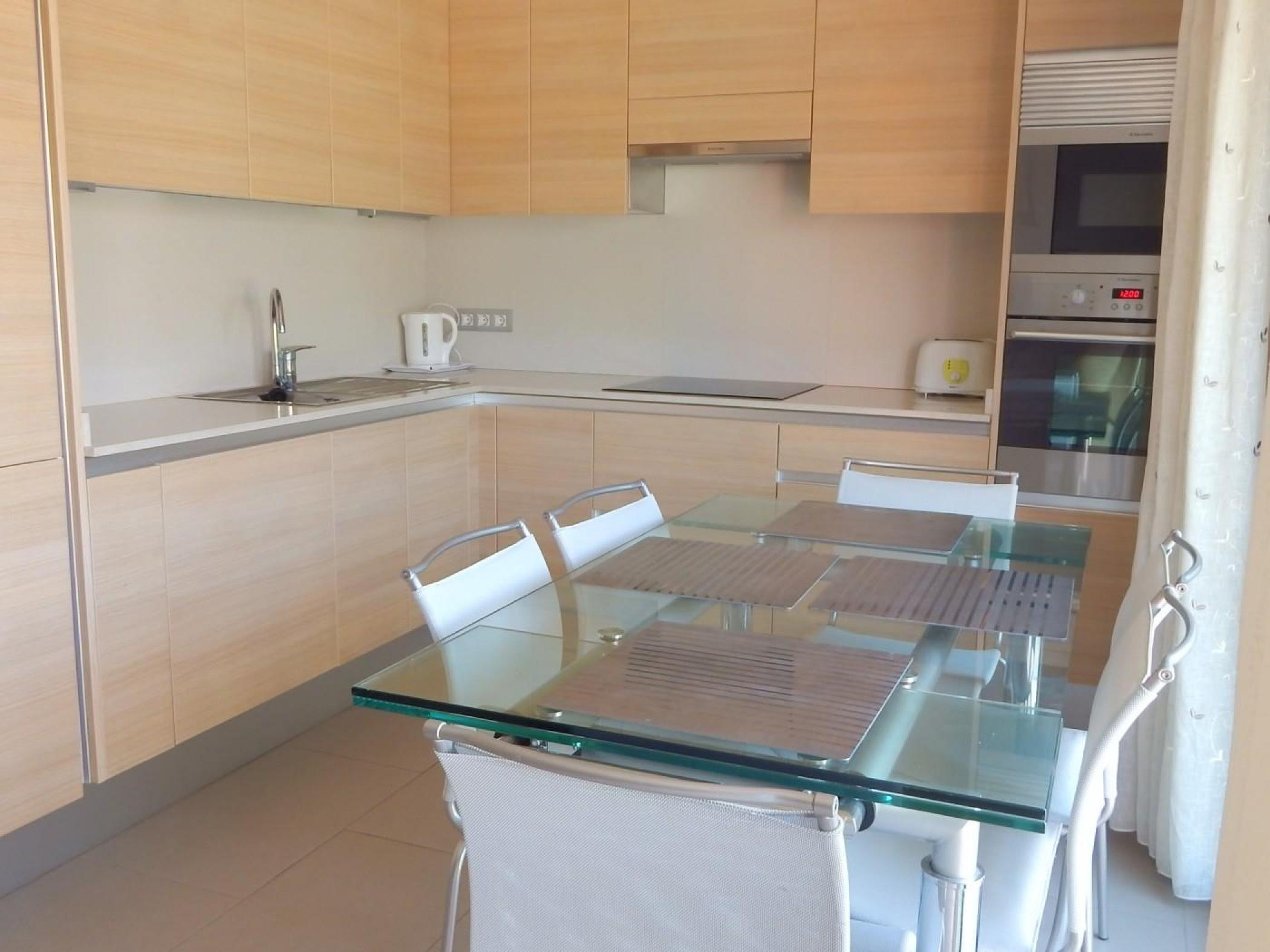 Rent Apartment in Platja d'Aro - Ground floor in front of the sea Ridaura BX4 - 7