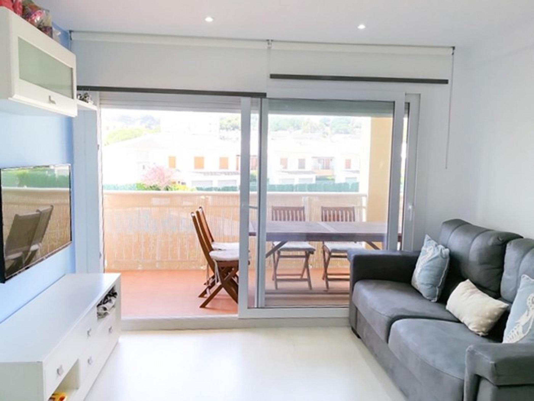 Rent Apartment with Swimming pool in Sant Antoni de Calonge - Complexe Canigó amb piscina i 1º linea de mar - 2
