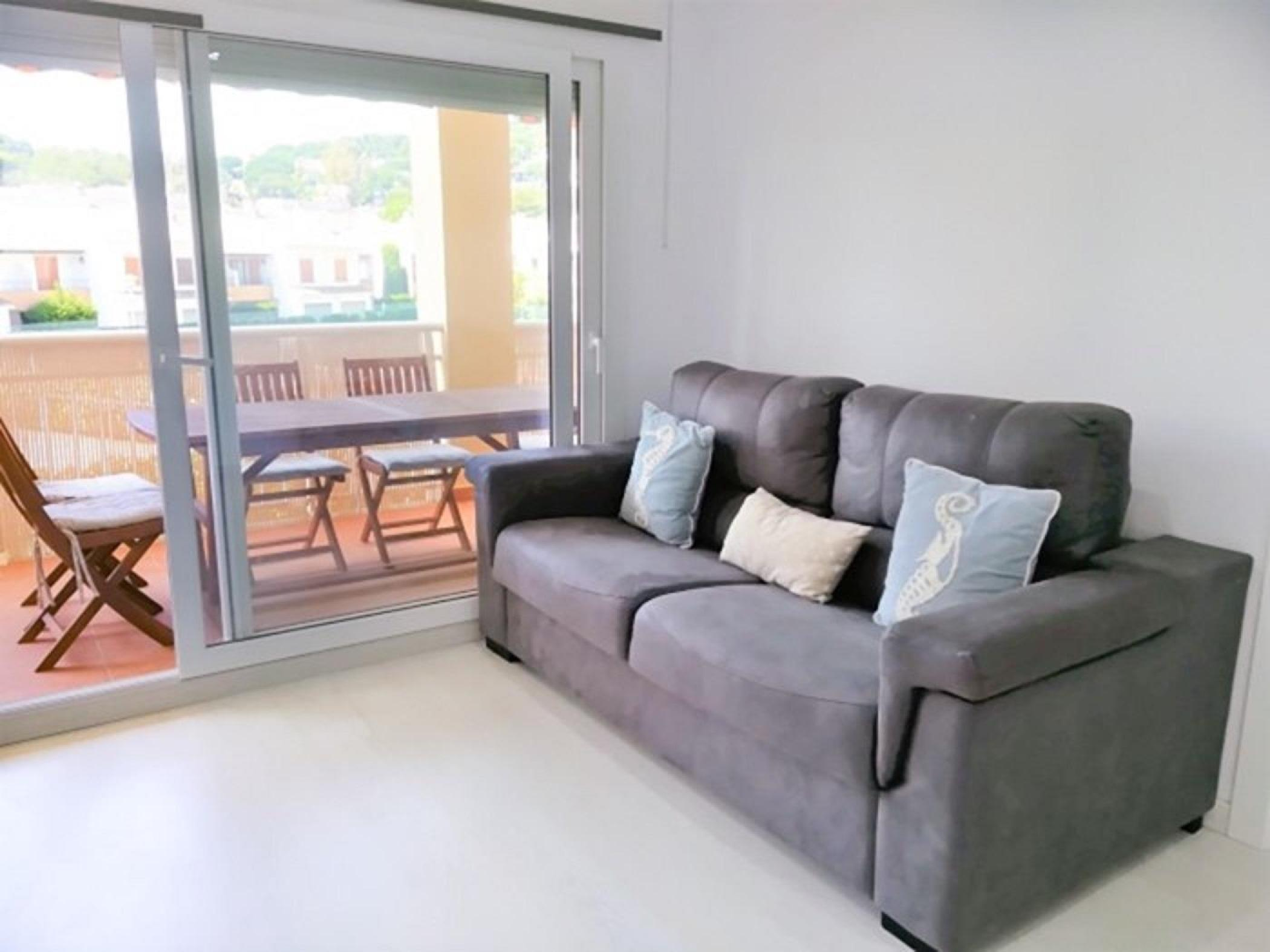 Rent Apartment with Swimming pool in Sant Antoni de Calonge - Complexe Canigó amb piscina i 1º linea de mar - 3