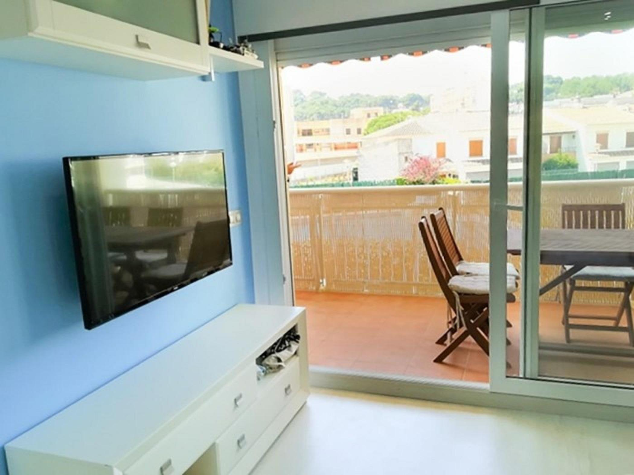 Rent Apartment with Swimming pool in Sant Antoni de Calonge - Complexe Canigó amb piscina i 1º linea de mar - 5