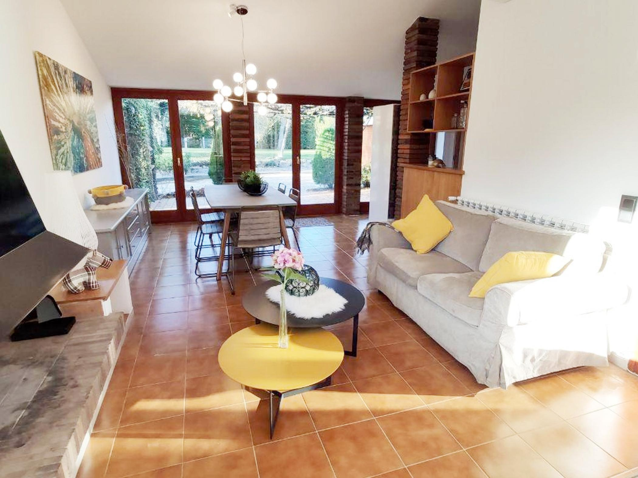 Rent Villa with Swimming pool in Caldes de Malavella - Villa a Caldes de Malavella Molins - 3