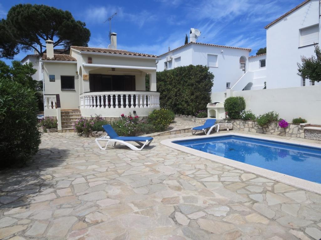 Rent Villa with Swimming pool in l'Escala - DAVE - 1