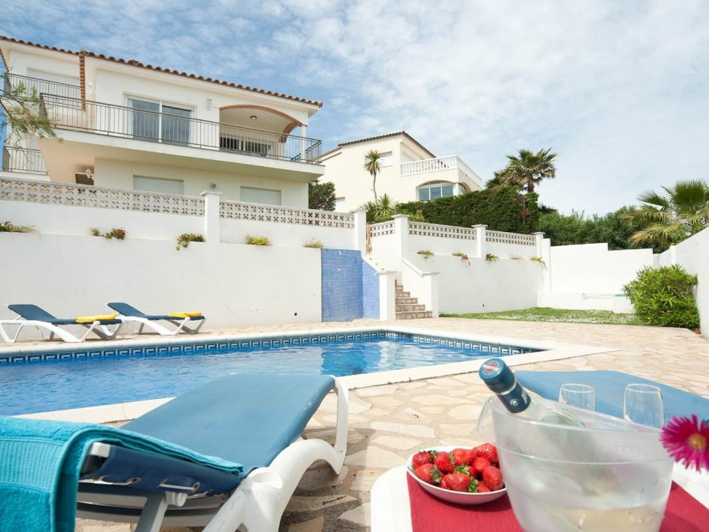 Rent Villa with Swimming pool in l'Escala - HART - 1
