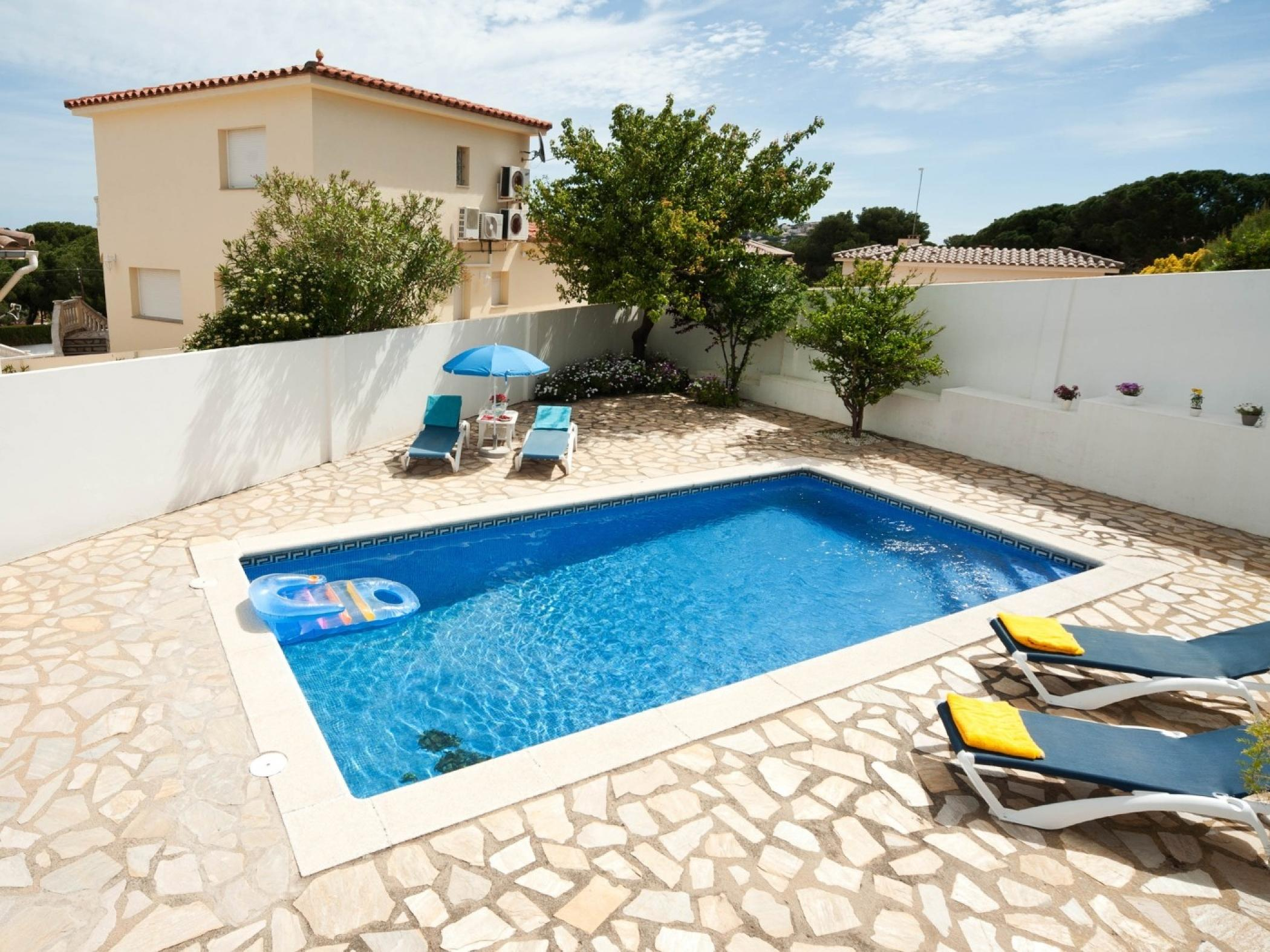 Rent Villa with Swimming pool in l'Escala - HART - 29