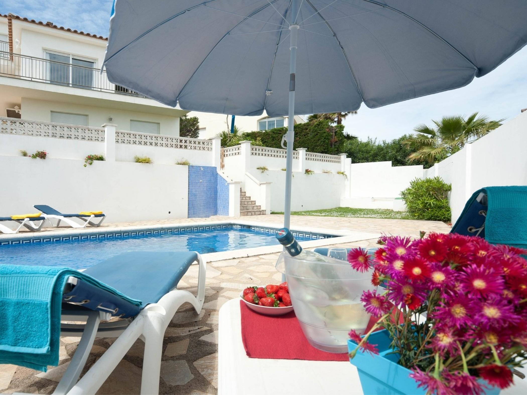 Rent Villa with Swimming pool in l'Escala - HART - 31