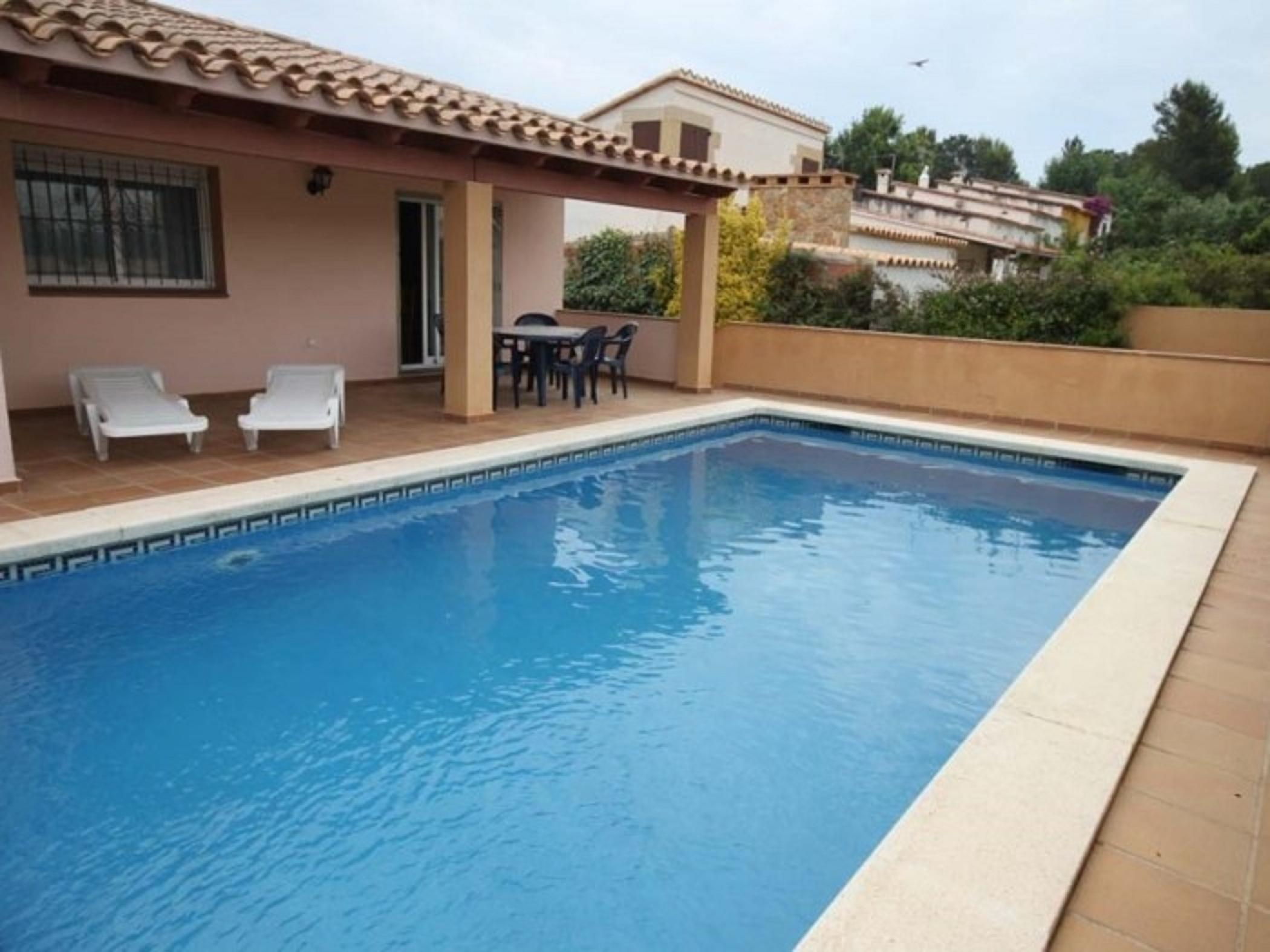 Rent Villa with Swimming pool in l'Escala - RICARDEL 20 - 1