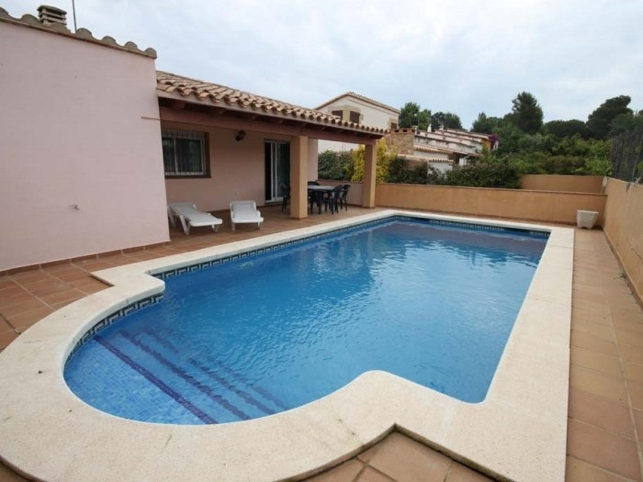 Rent Villa with Swimming pool in l'Escala - RICARDEL 20 - 2