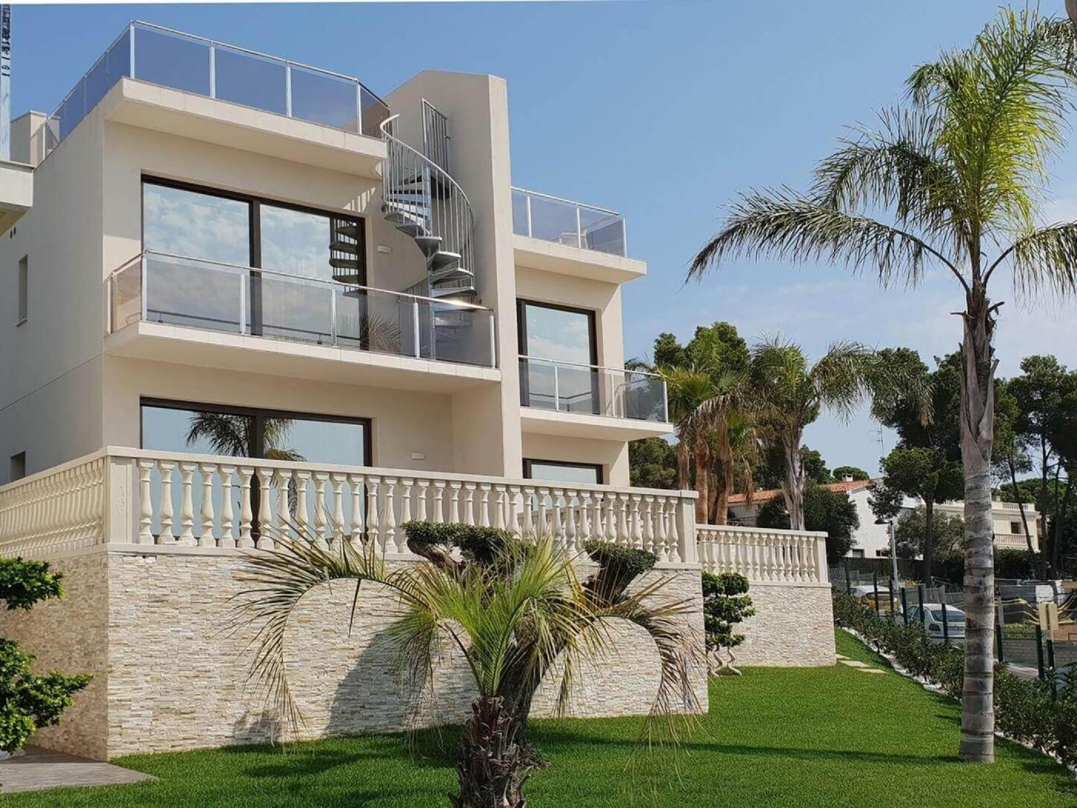 Rent Villa with Swimming pool in Platja d'Aro - Calma Holiday Villas jacuzzi 12 - 35