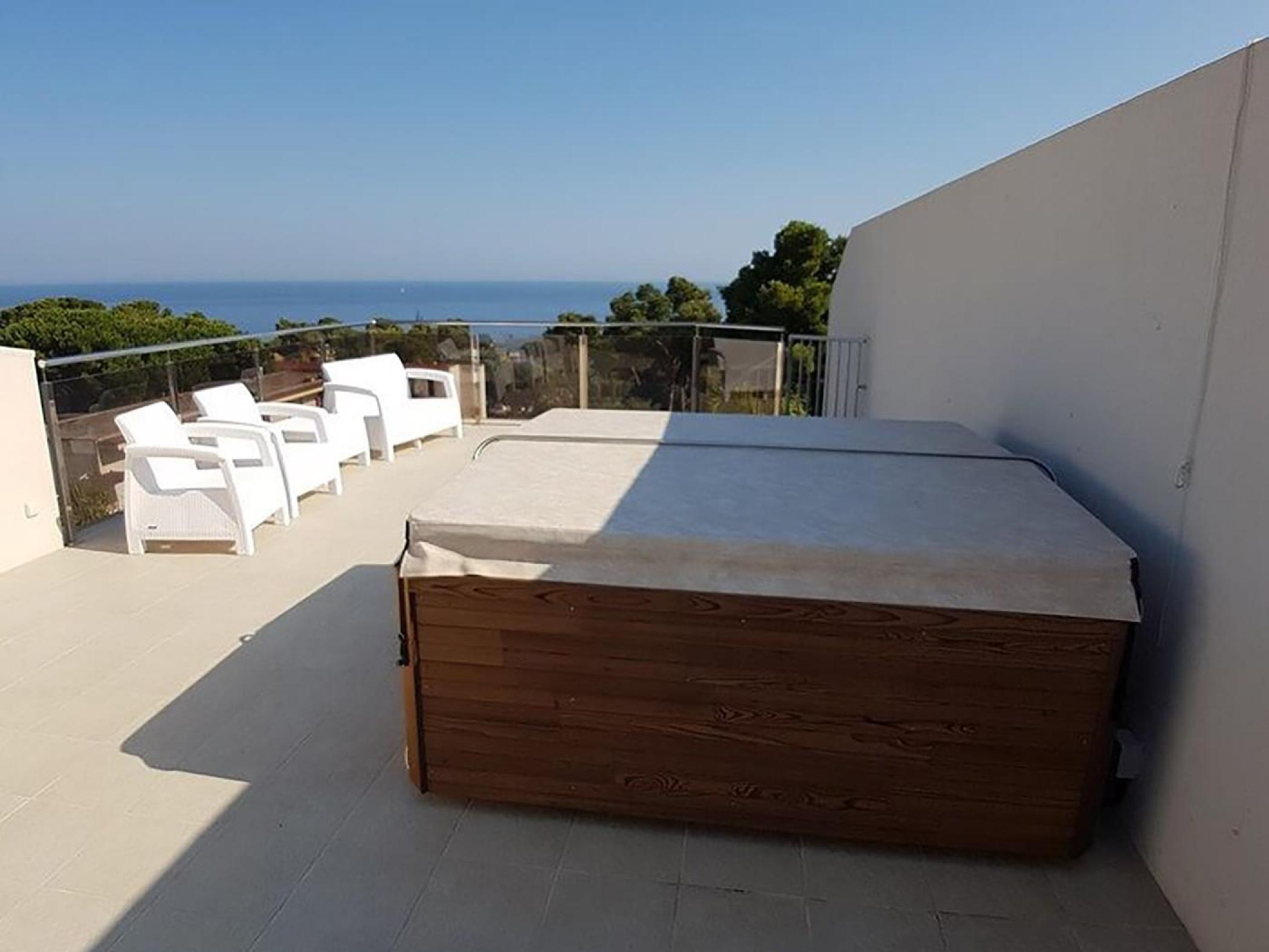 Rent Villa with Swimming pool in Platja d'Aro - Girorooms Travel Calma Holiday Villas jacuzzi 11 - 24