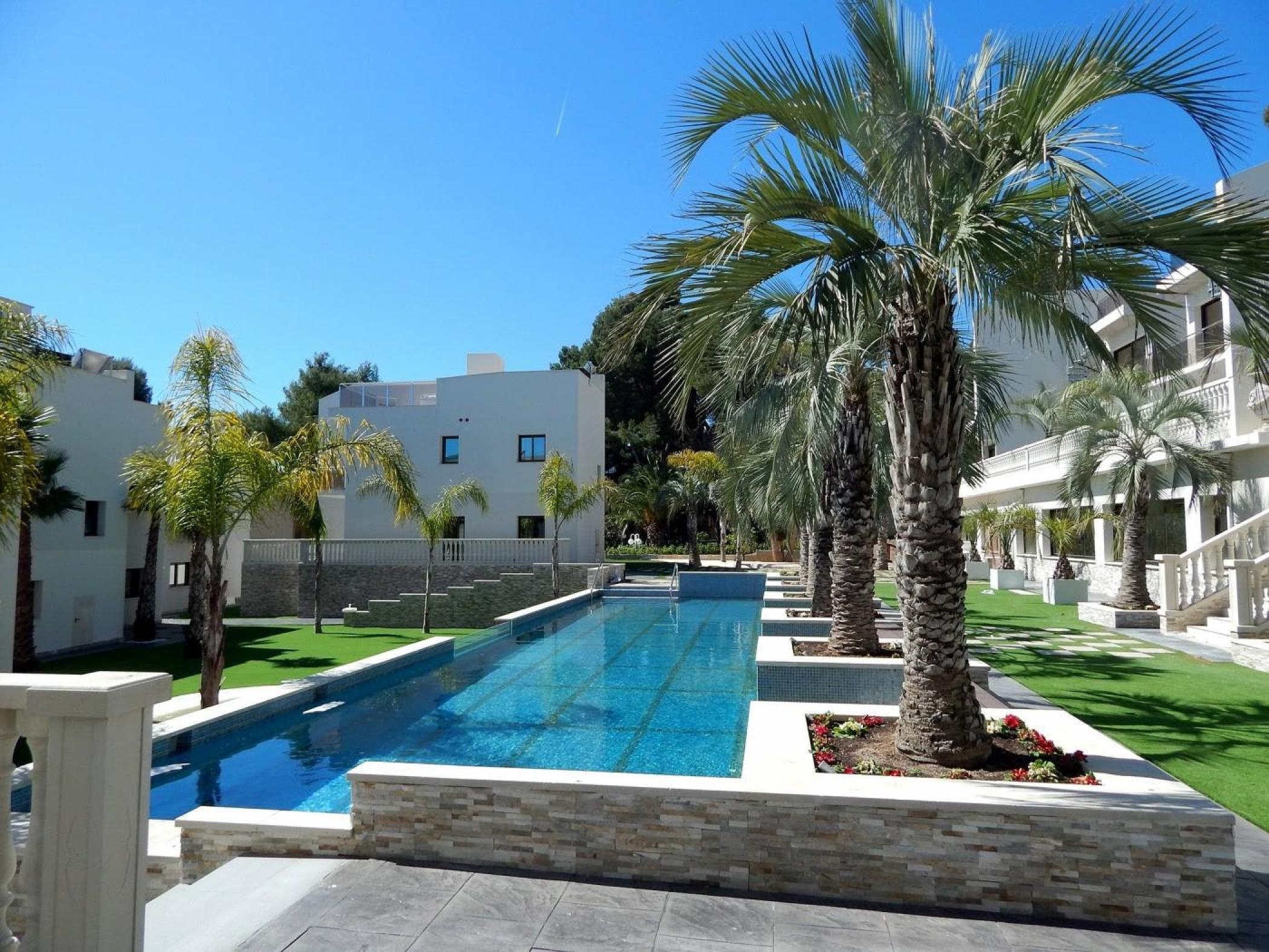 Rent Villa with Swimming pool in Platja d'Aro - Girorooms Travel Calma Holiday Villas jacuzzi 11 - 38