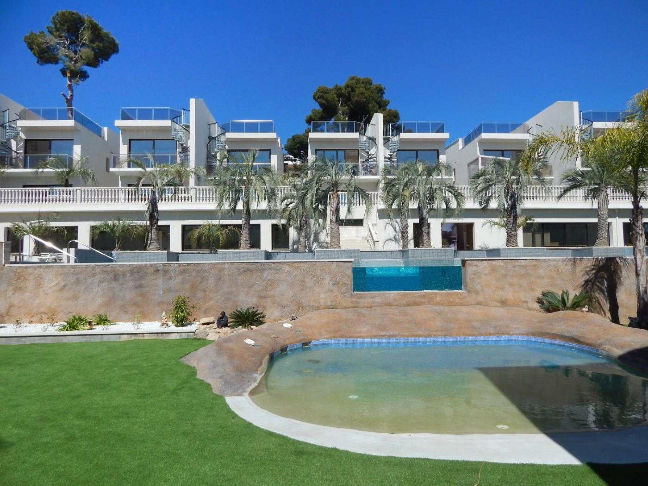 Rent Villa with Swimming pool in Platja d'Aro - Girorooms Travel Calma Holiday Villas jacuzzi 11 - 39