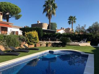 Holiday home for 6 people in Caldes de Malavella